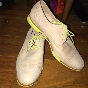 Cole Haan Oxfords size 9